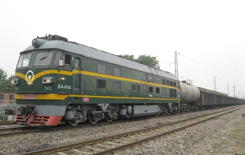 广东铁路班列